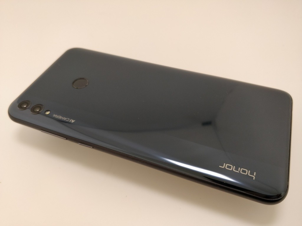Huawei Honor 8X Max 裏面