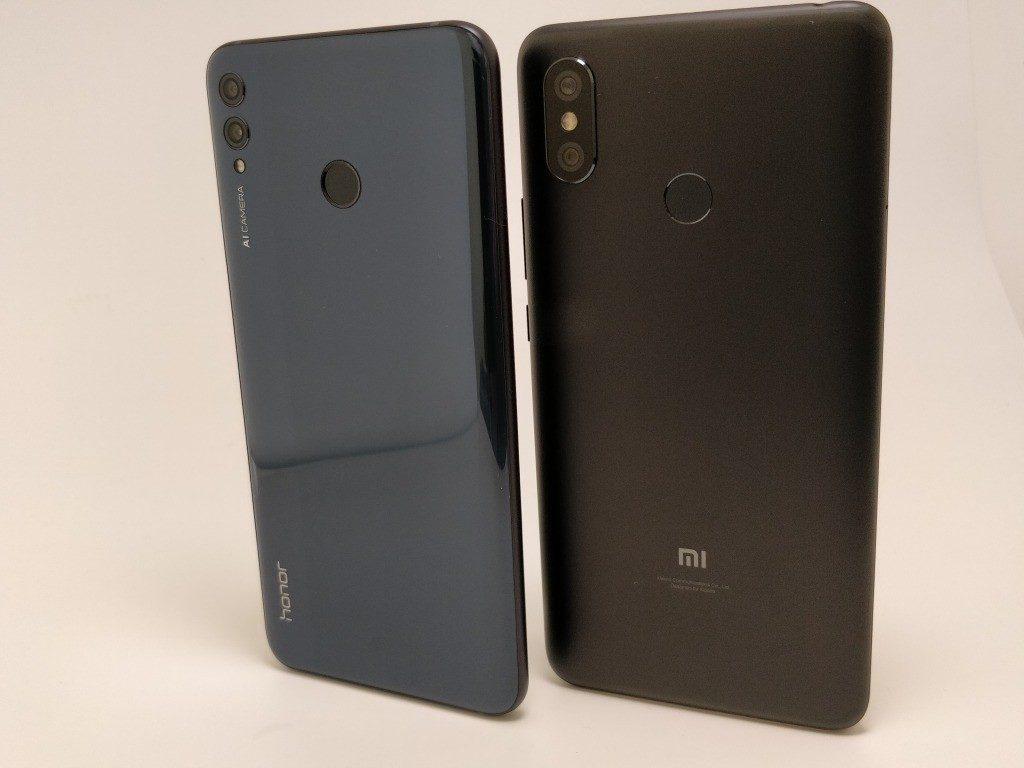Xiaomi Mi Max 3と比較6
