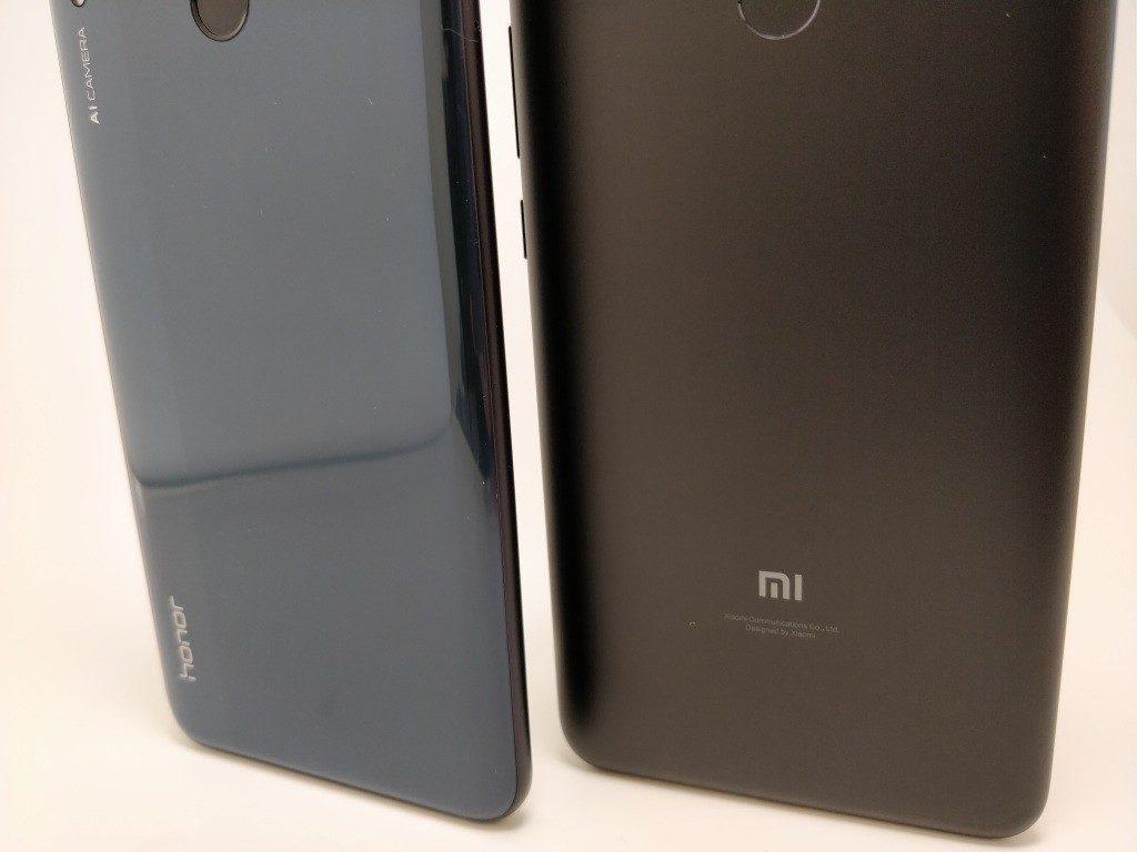 Xiaomi Mi Max 3と比較7