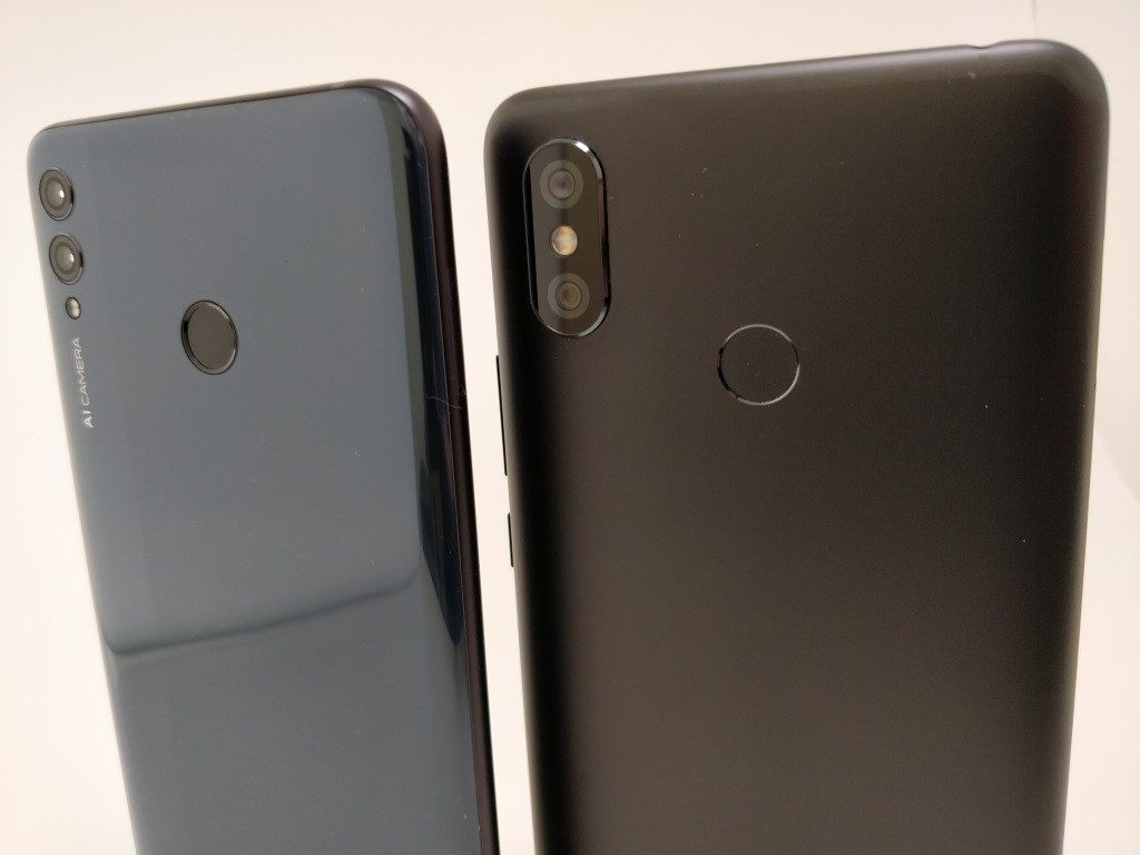 Xiaomi Mi Max 3と比較
