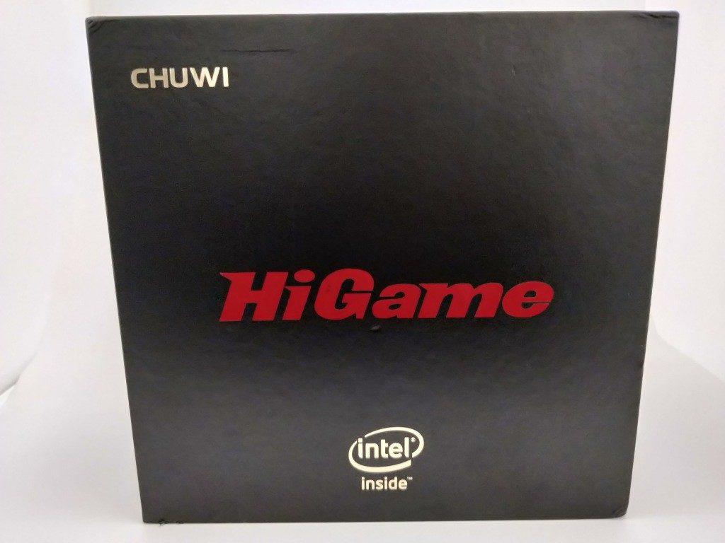 CHUWI HiGame 箱表