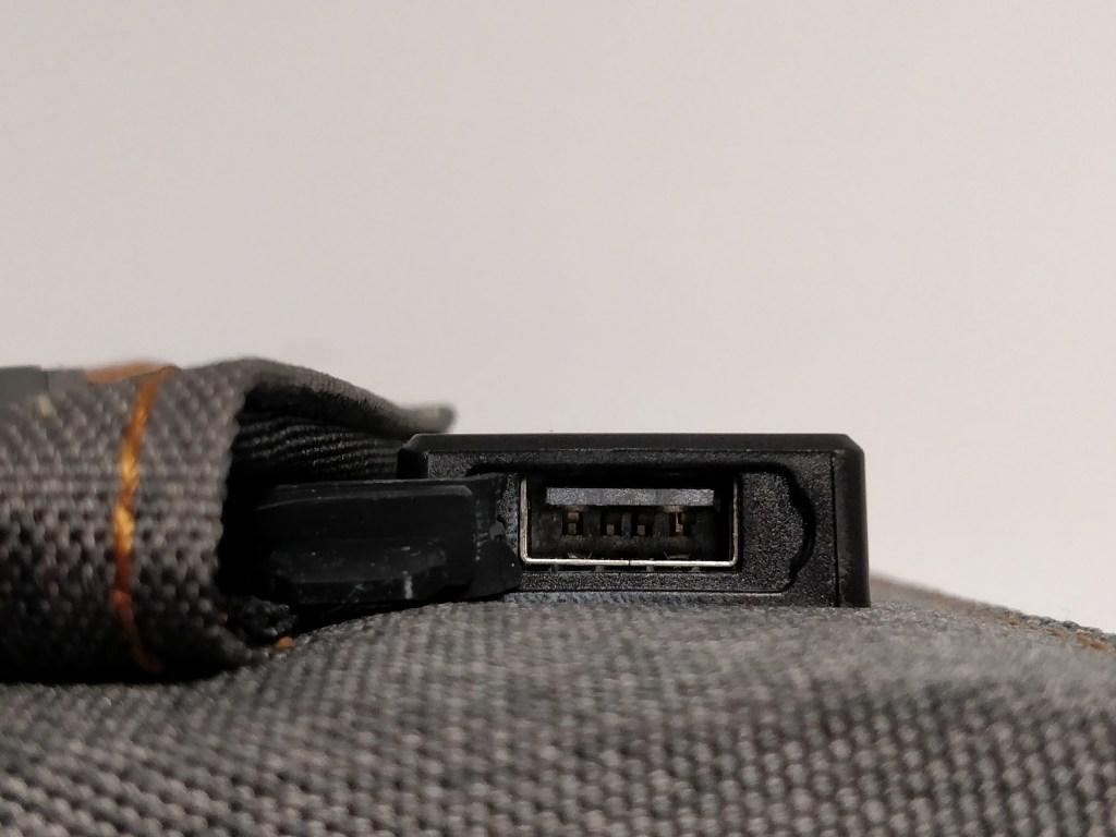 2018-USBソーラー CHOETECH ソーラーチャージャー USB
