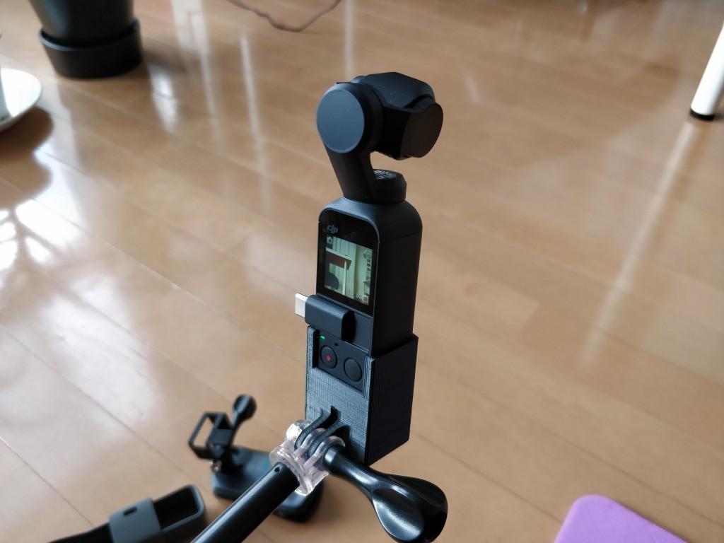 DJI Osmo Pocket 自撮り棒