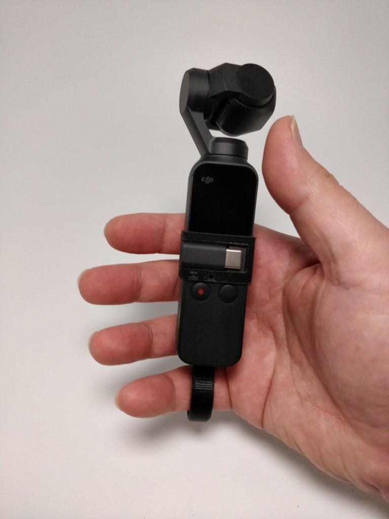 Osmo Pocket ナックルホルダー 1