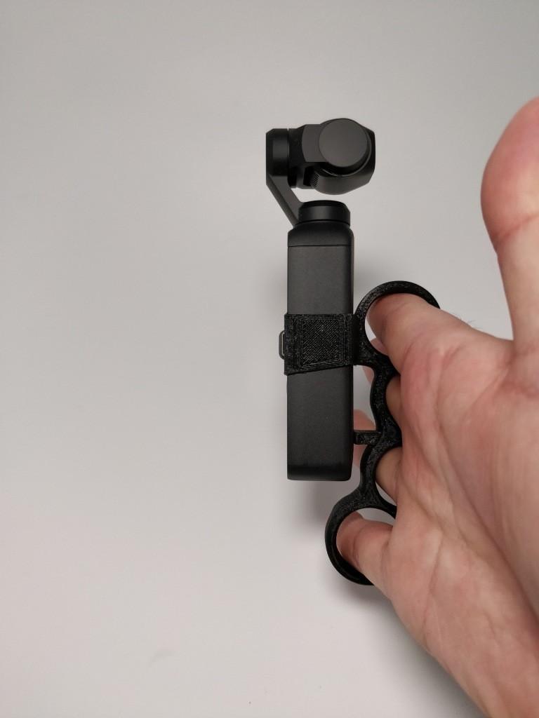 Osmo Pocket ナックルホルダー 2