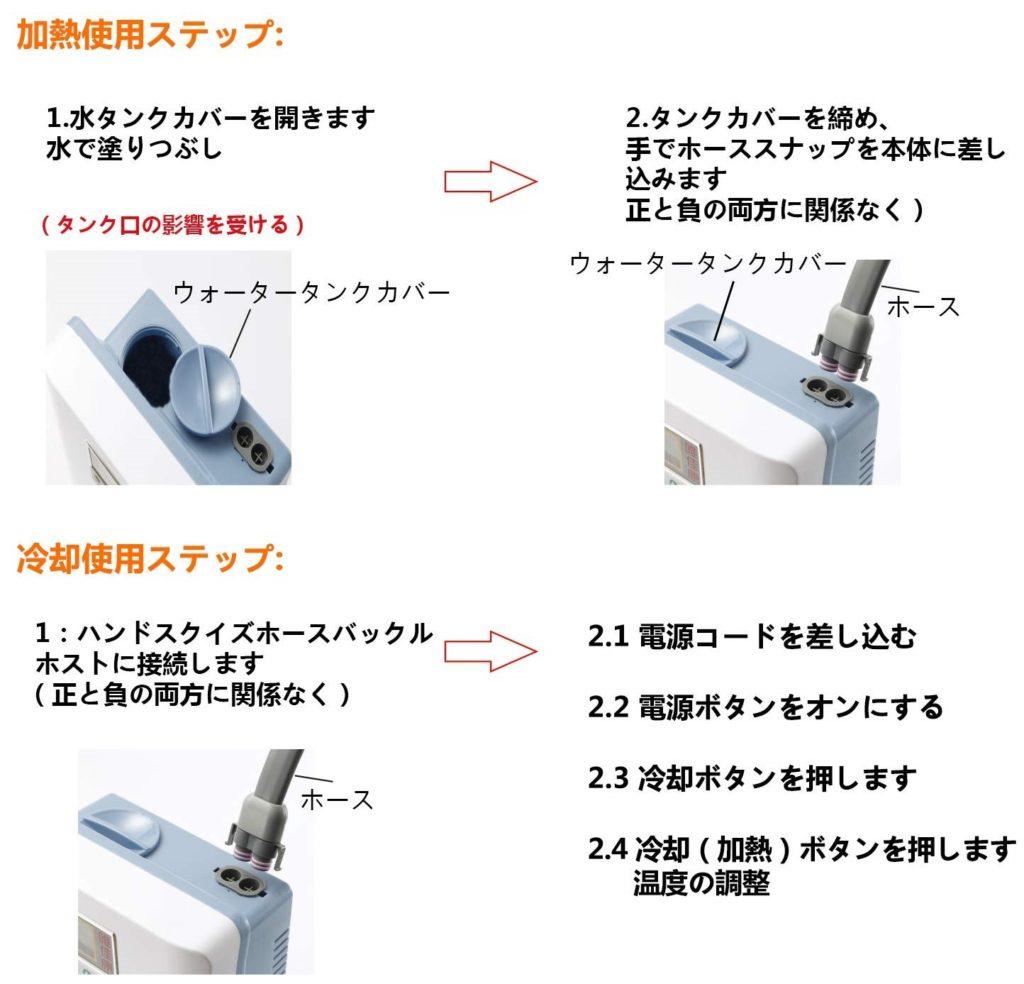 電気温水マット 説明