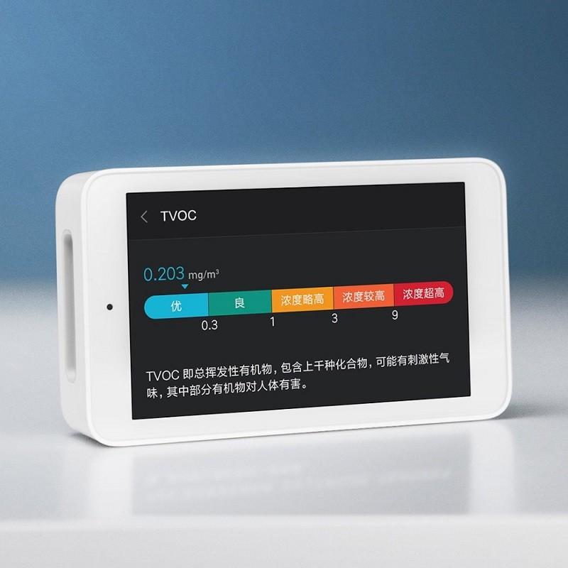 Xiaomi Mijia 空気質モニター レベル