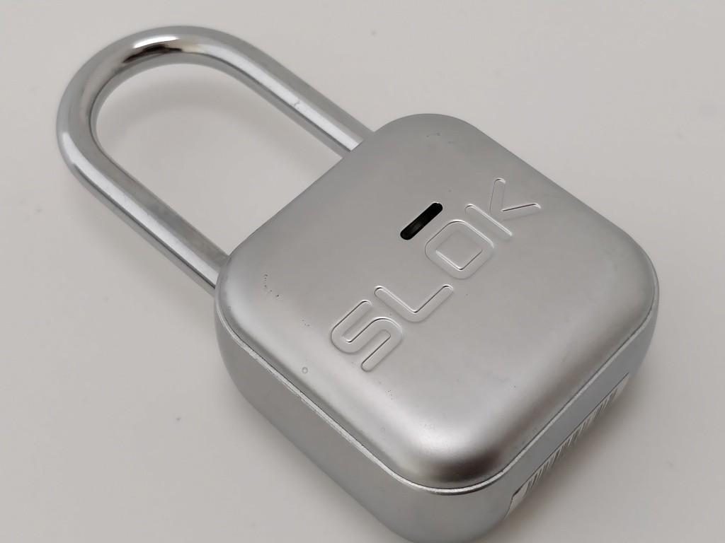 SLOK Mini Smart Bluetooth Padlock 表