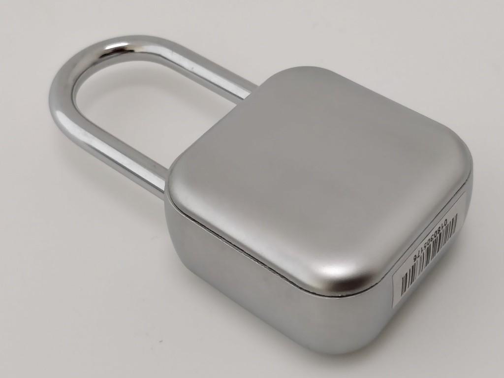 SLOK Mini Smart Bluetooth Padlock 裏