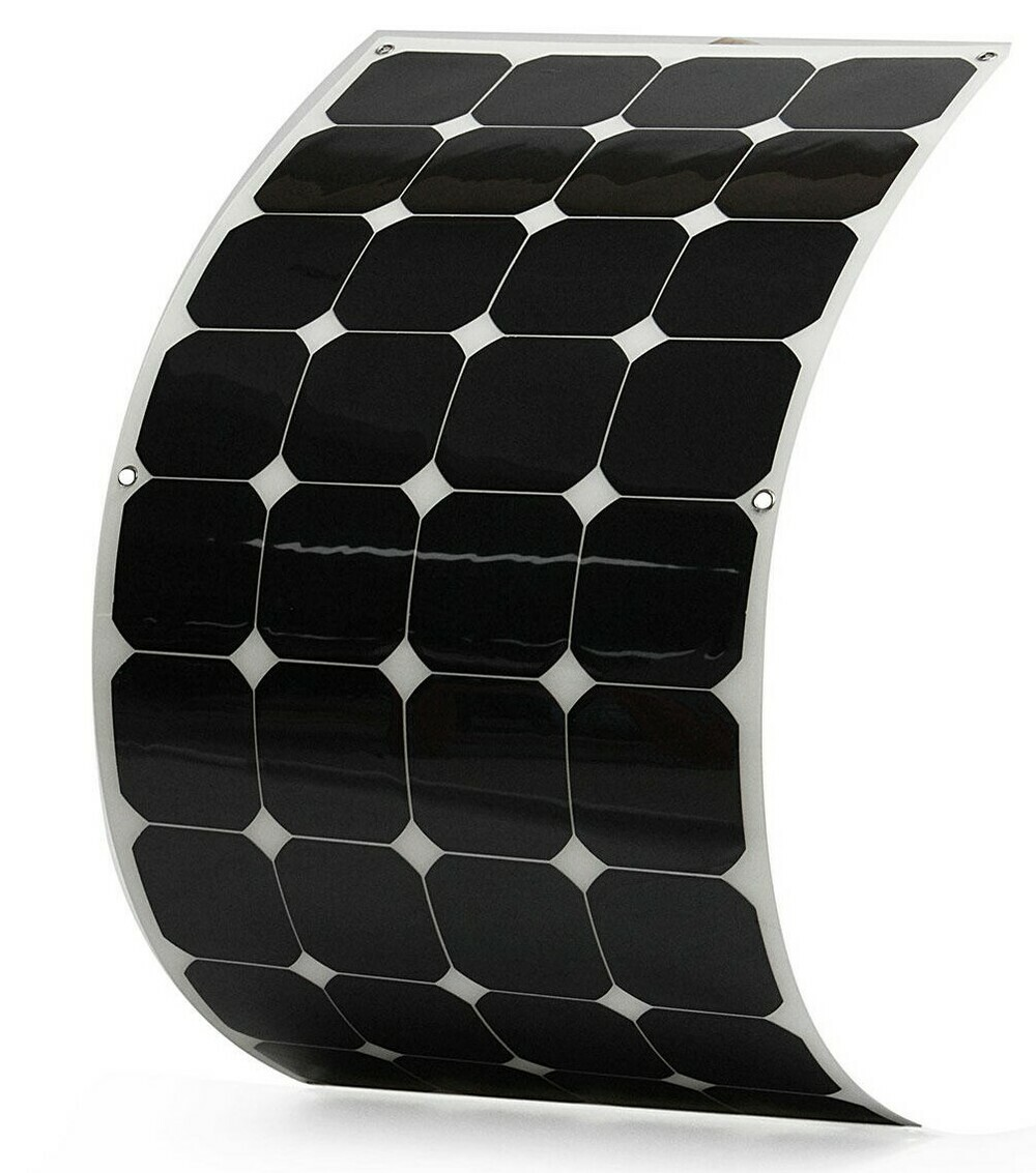 Elfeland SP-23 130W 18V Sun Power Semi Flexible Solar Panel