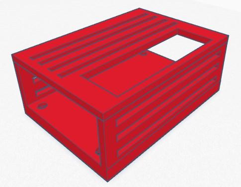 LEDフロアライト 3Dデータ