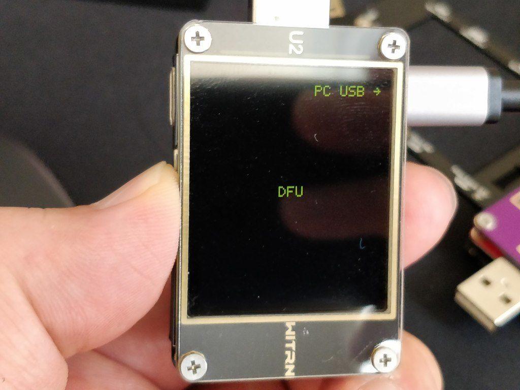 Web-U2 DFUモード