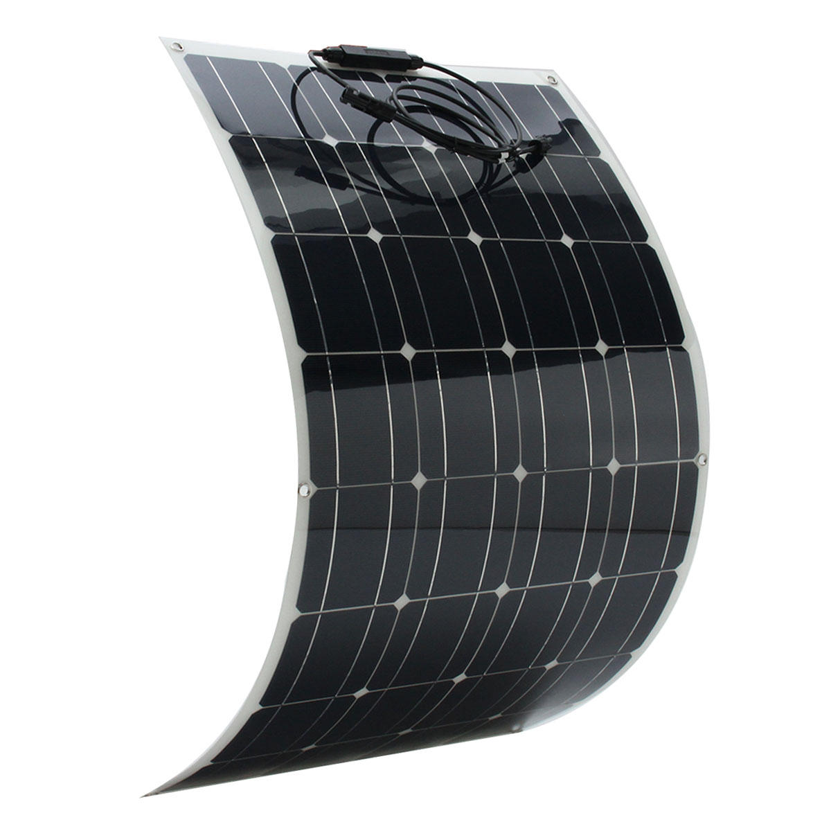 Elfeland SP-37 18V 100W 1050*540mm Semi-Flexible Monocrystalline Solar Panel