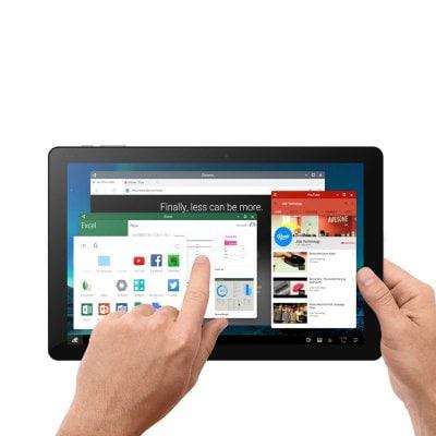 Chuwi Vi10 Plus 開封 レビュー AndroidなのにWindowsライクな操作感のRemix OS搭載