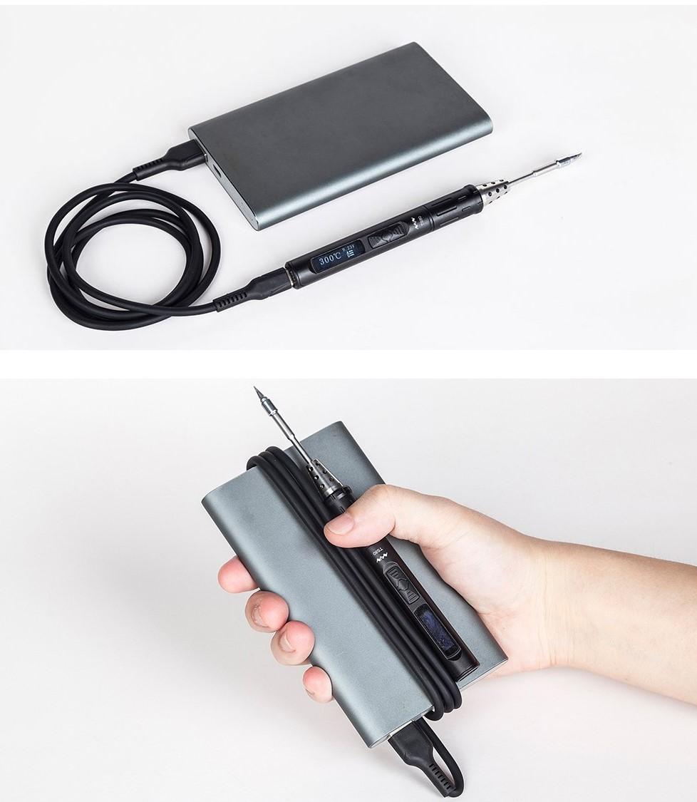QT3.0対応モバイルバッテリー