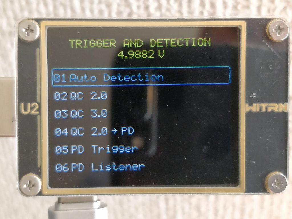 WEB-U2 USB Tester