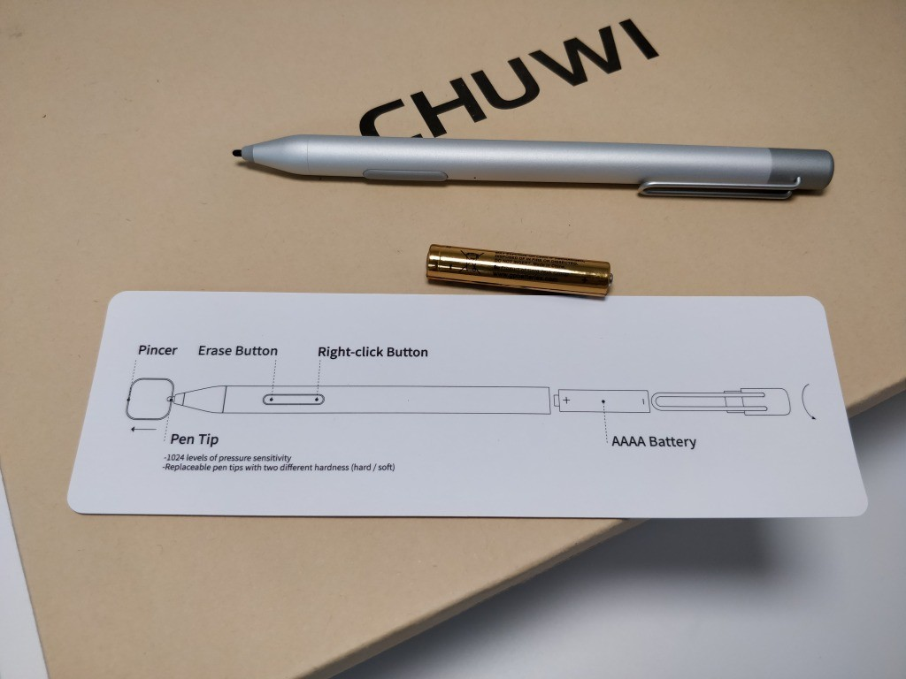 CHUWI Hi9 Plus
