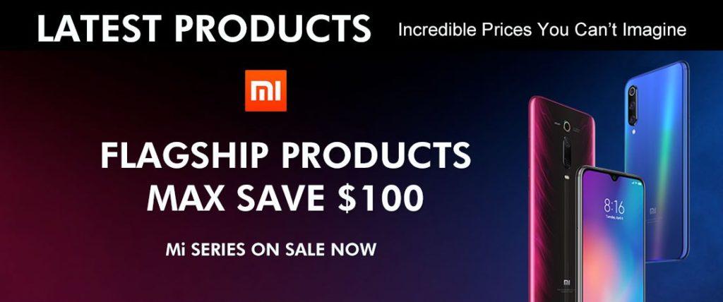 最新Xiaomiフラッグシップ 最大100ドルオフ セール