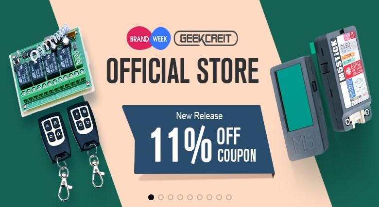GeekCreit Official store