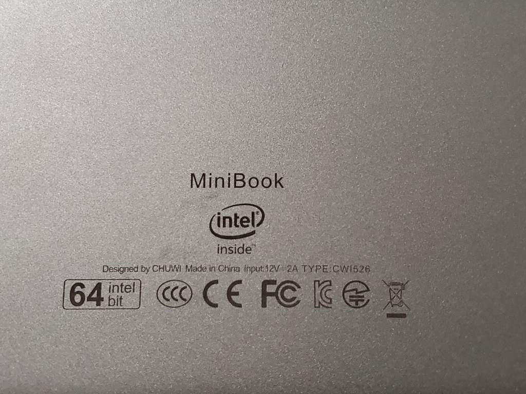 CHUWI MiniBook