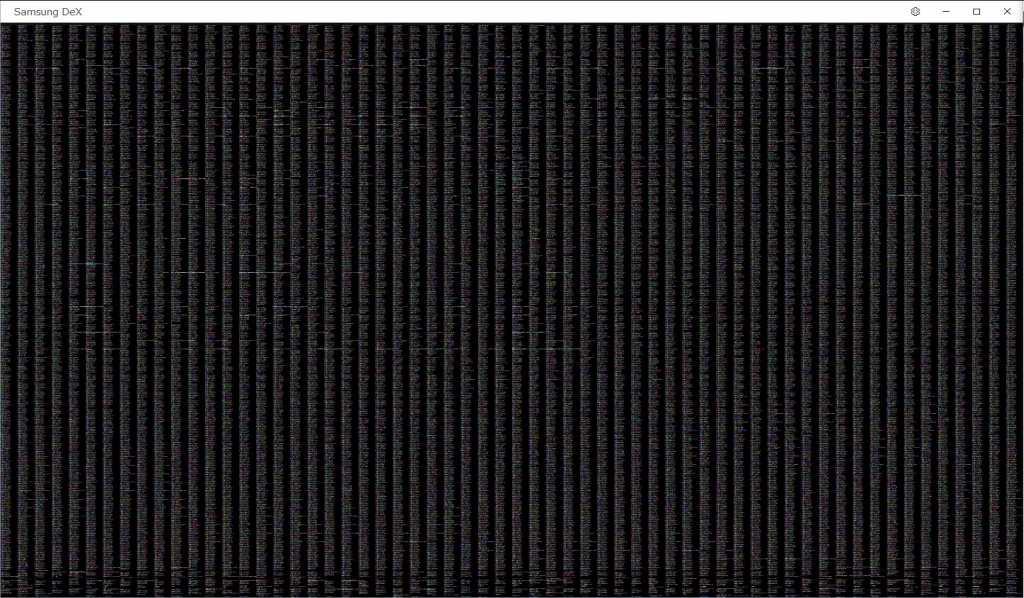Galaxy Note 10 Plus Dex