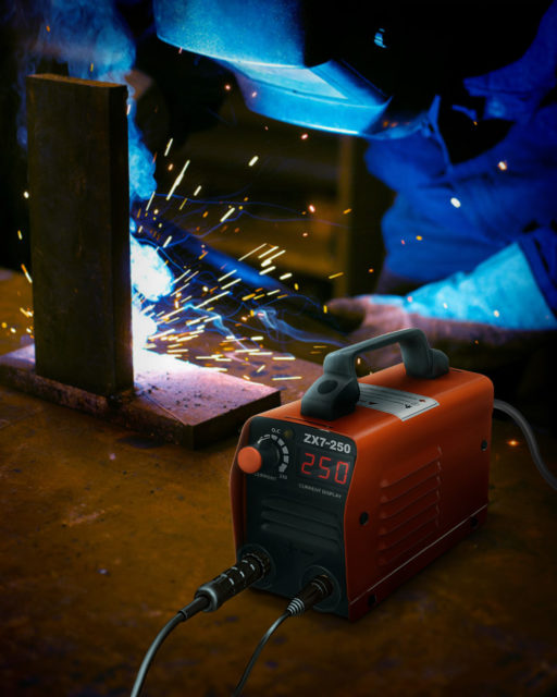 Minleaf ZX7-250 250A Mini Electric Welding Machine