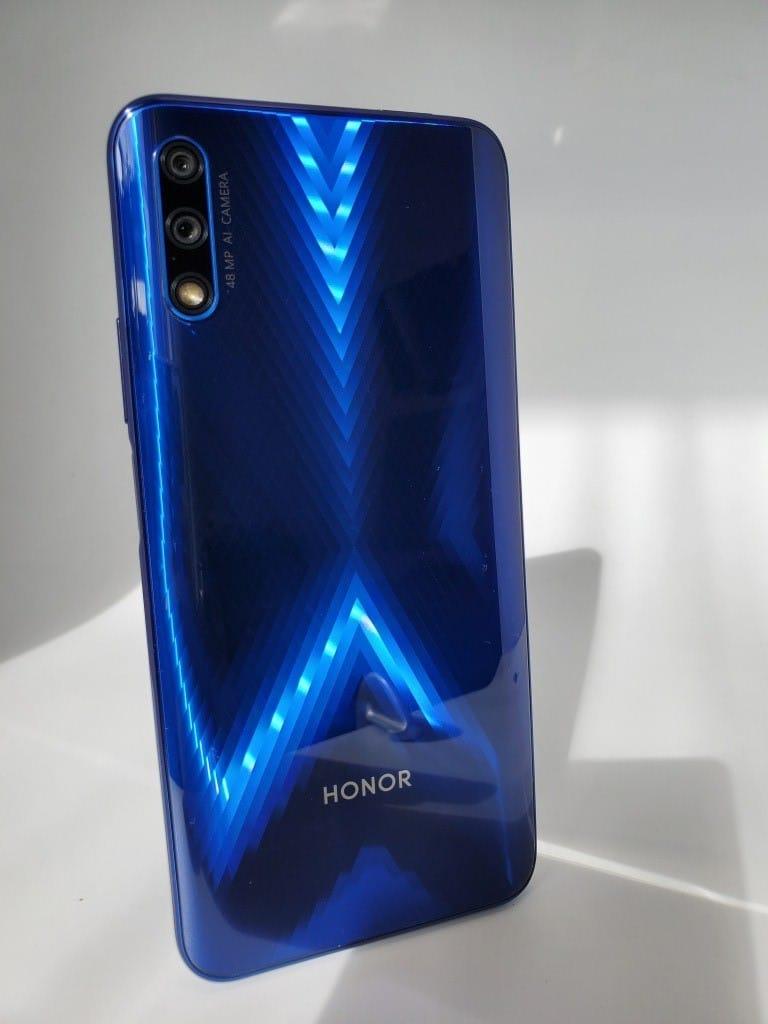 Huawei Honor 9X ポップアップカメラ ベンチマーク・ワイヤレス投影を試す レビュー