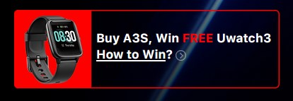 A3S (main promotion)