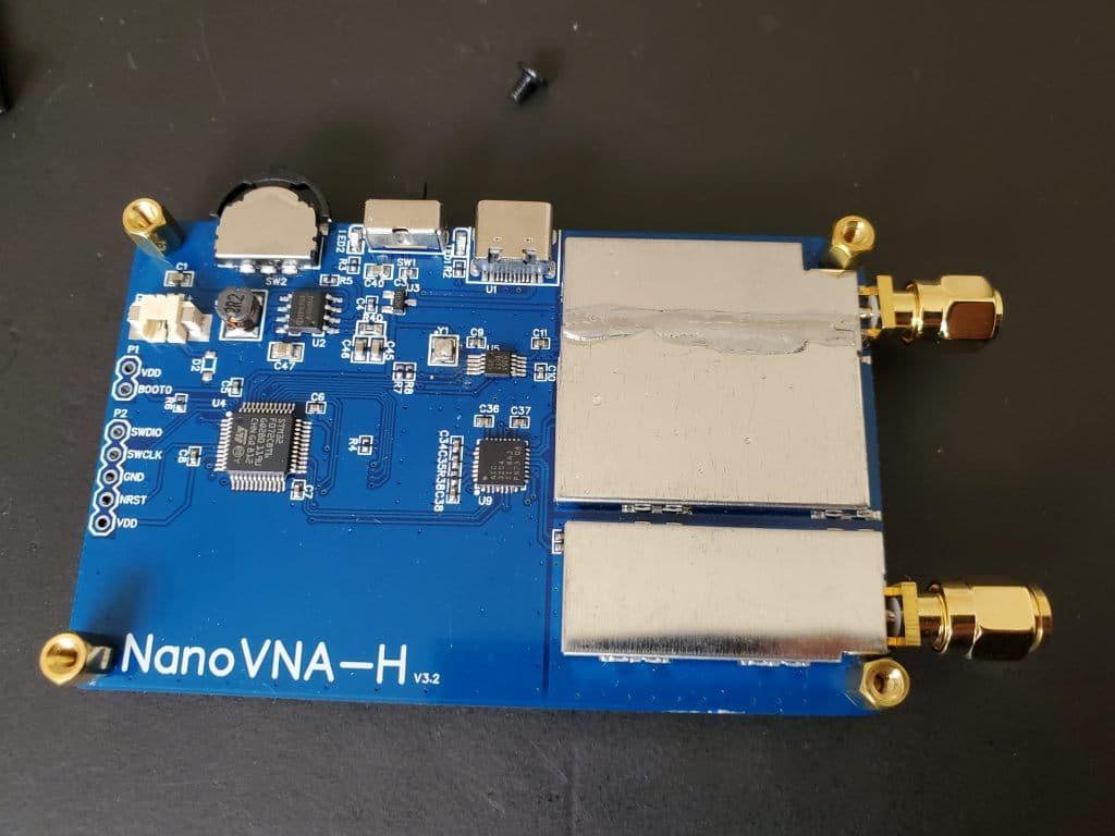 NanoVNA ベクトルネットワークアナライザー