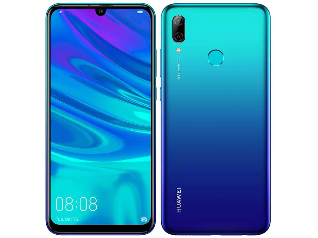 Huawei nova lite 3 Kirin 710 2.2GHz 8コア