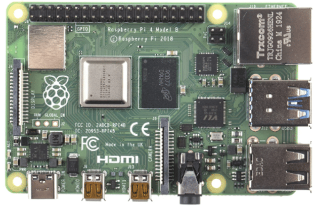 Raspberry Pi 4_capture