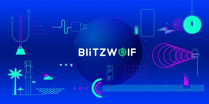 Blitzwolf 15.6インチ タッチ対応モバイルモニター レビュー