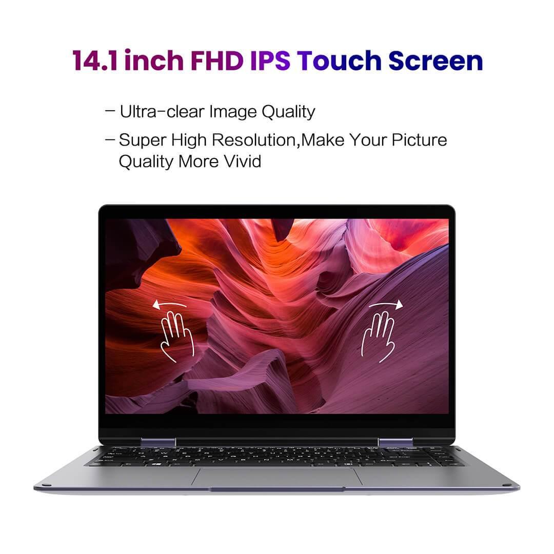 XIDU PhilBook Max(2020) Atom X7-E3950 4コア