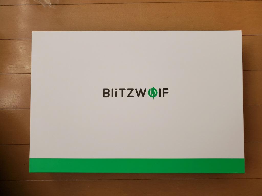 BliTZWolf モバイルモニター レビュー
