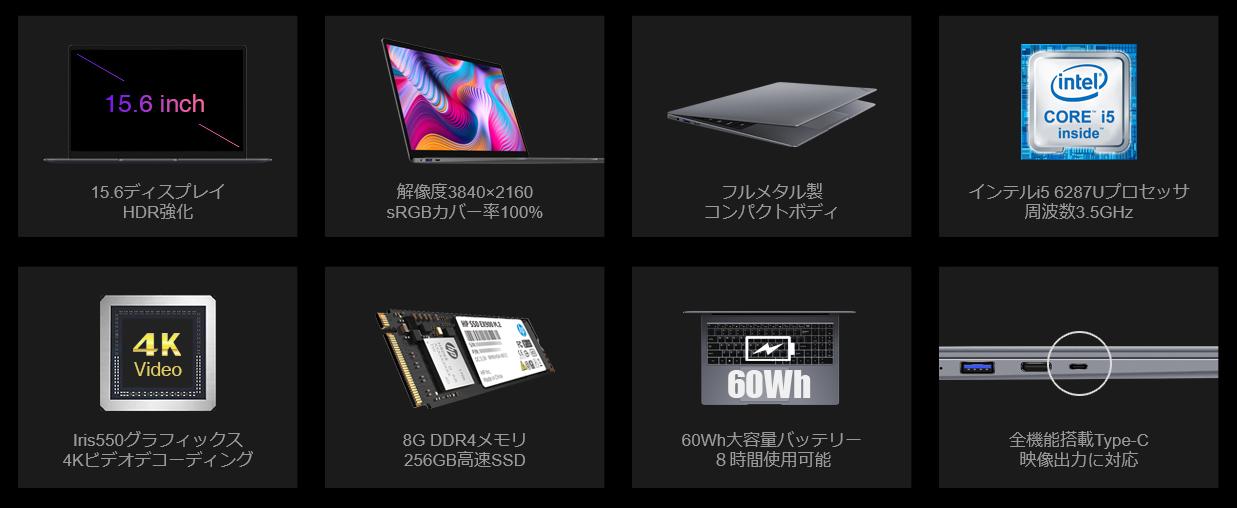 AeroBook Pro 15.6