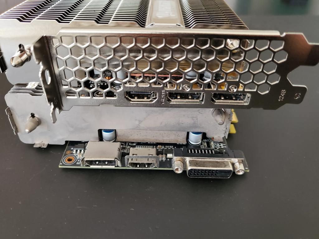 Palit GeForce GTX1650 KalmX