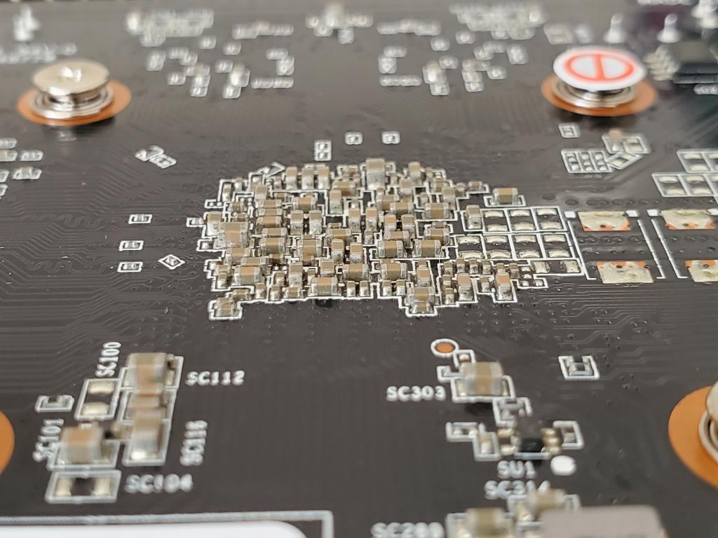 GeForce GTX1650 KalmX