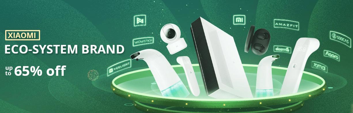 Xiaomi エコシステム ブランド セール