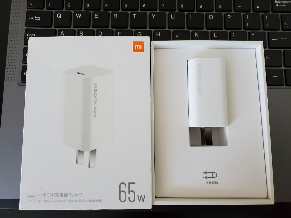 Xiaomi Mi GaN Charger 65W