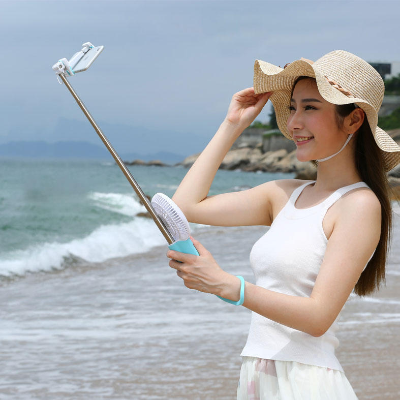 Portable Rechargeable Multifunctional Handheld Stretchable Selfie Stick