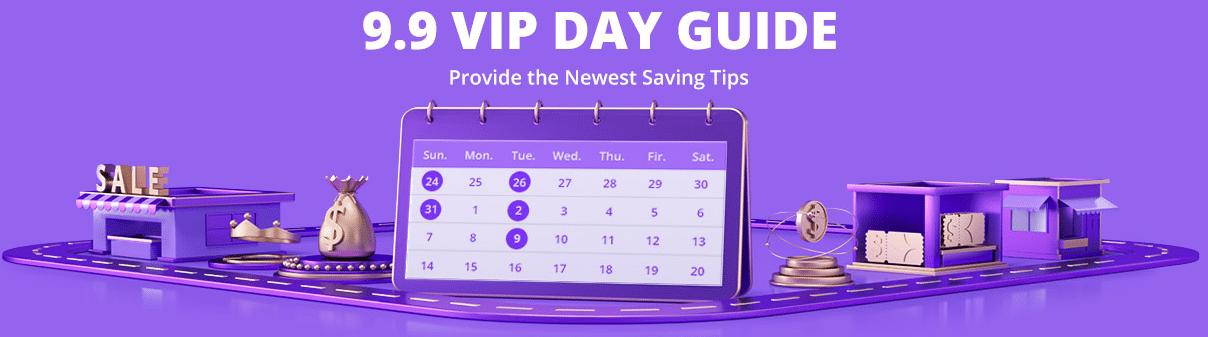9/9 VIP DAY Sale