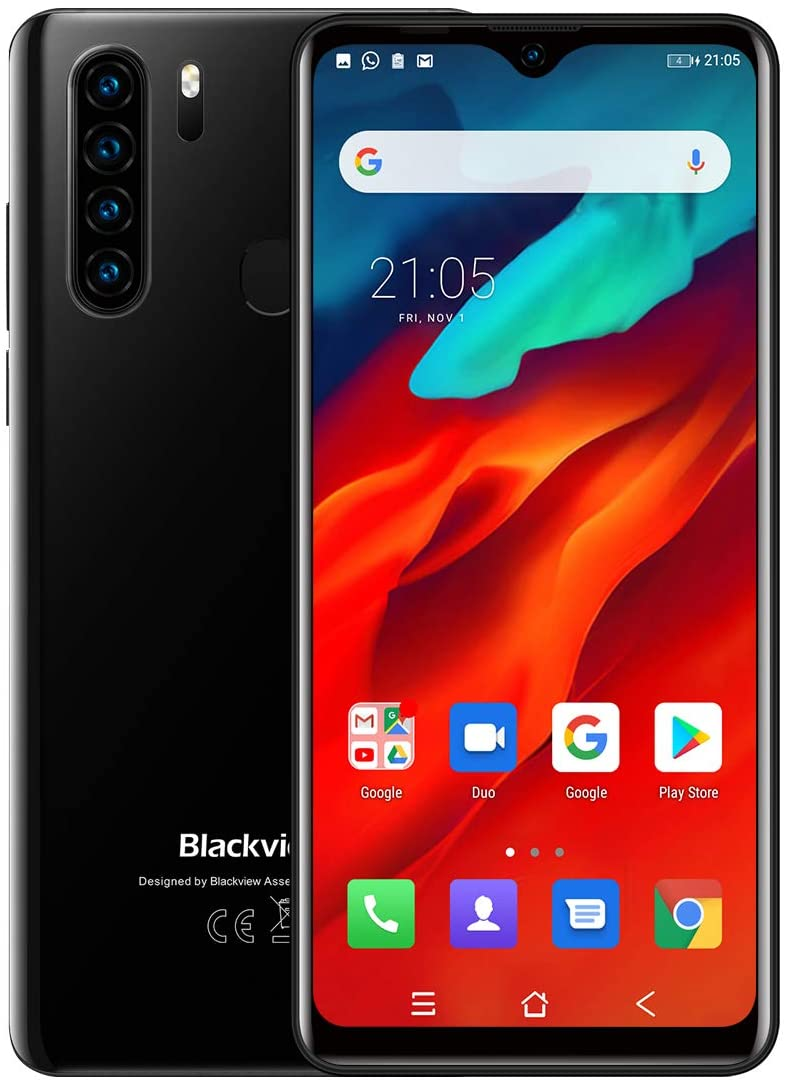 Blackview A80 Pro MTK6757T Helio P25 2.5GHz 8コア