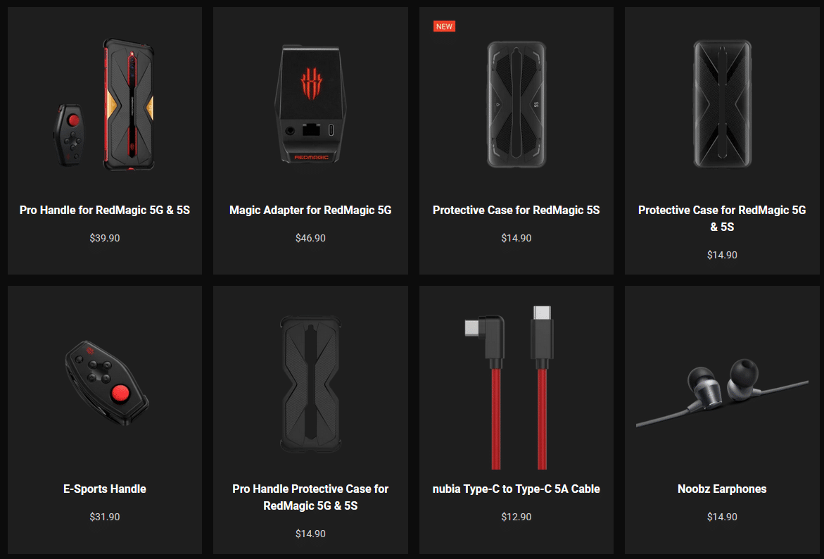 RedMagic 5S pre-orders