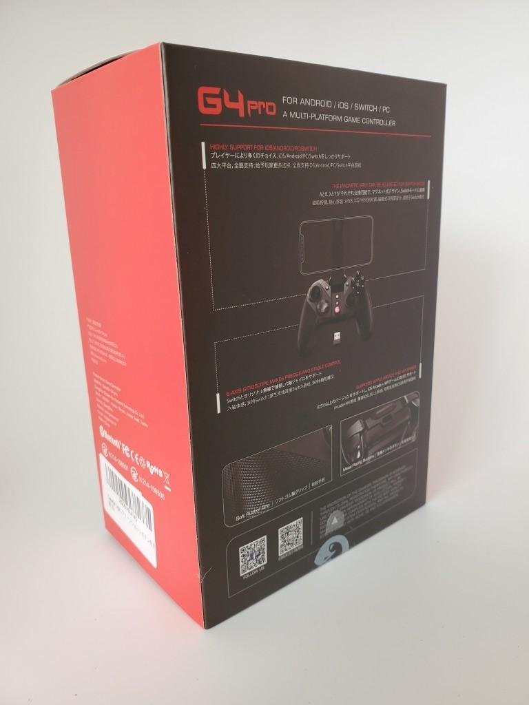 ゲームコントローラー GameSir G4 Pro