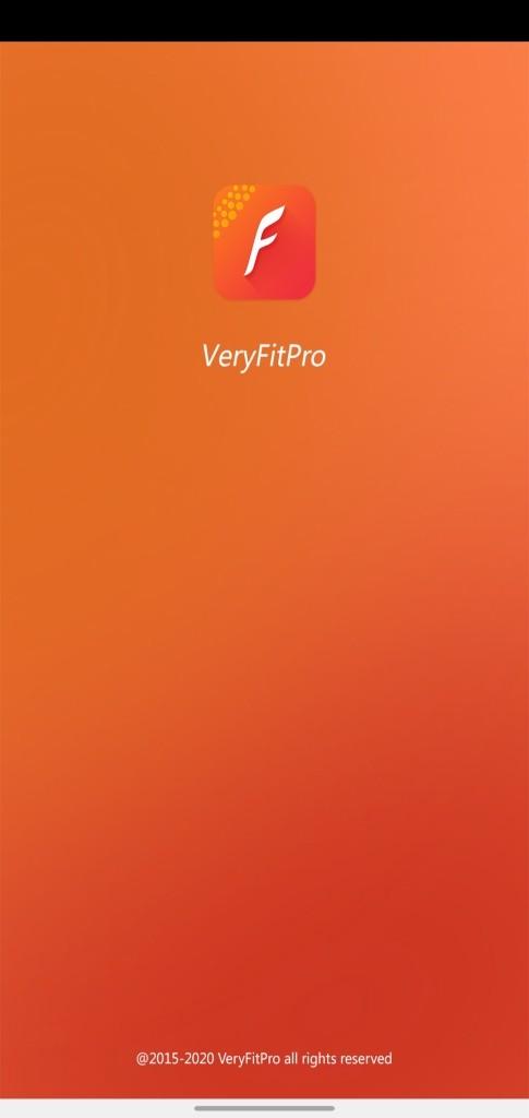 スマホアプリVeryFitProと接続
