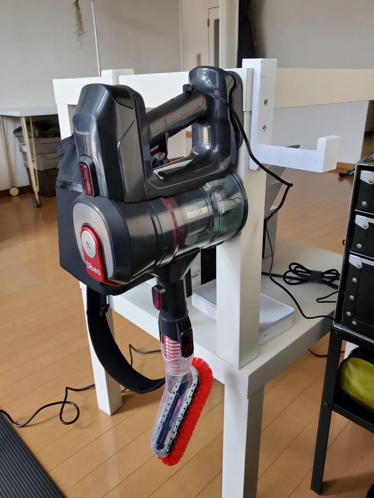 Dibea コードレス掃除機