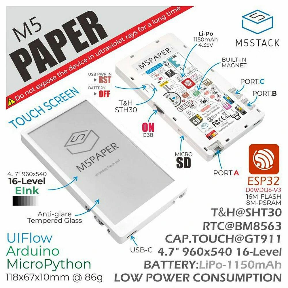 M5Paper