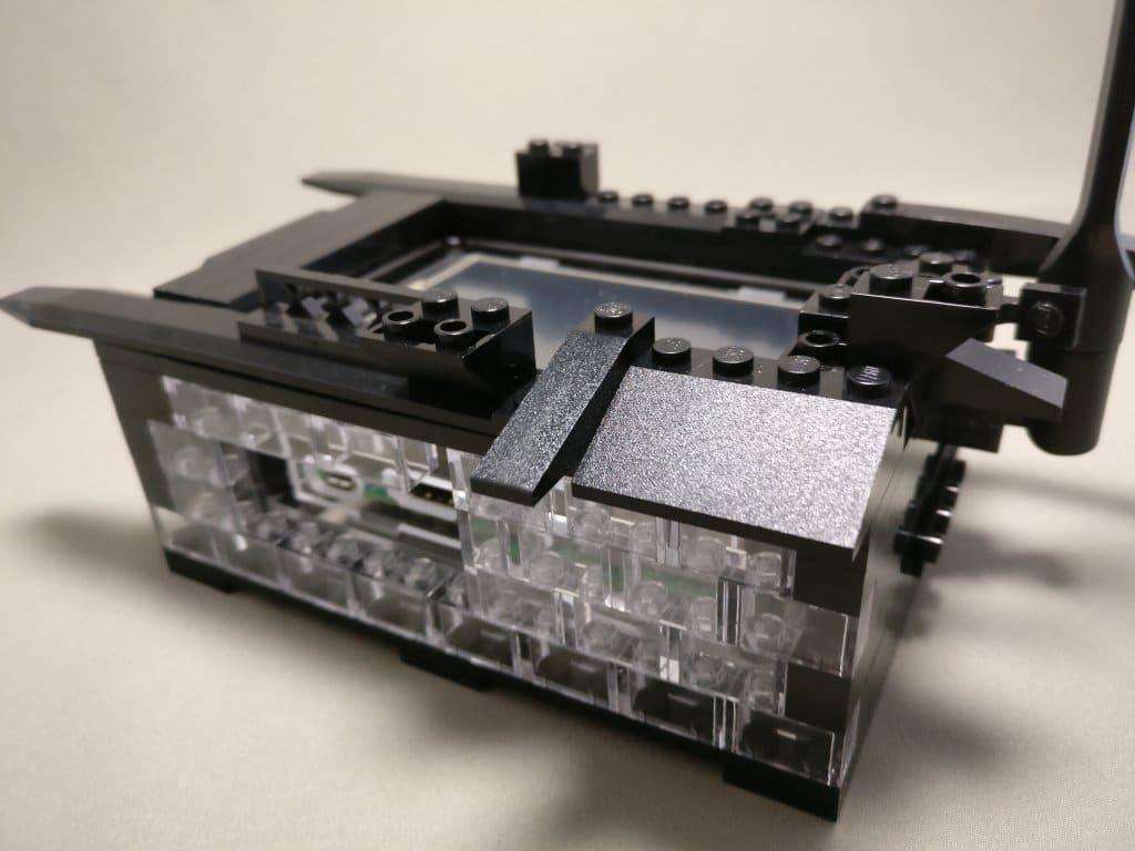 LEGOでケースを作る