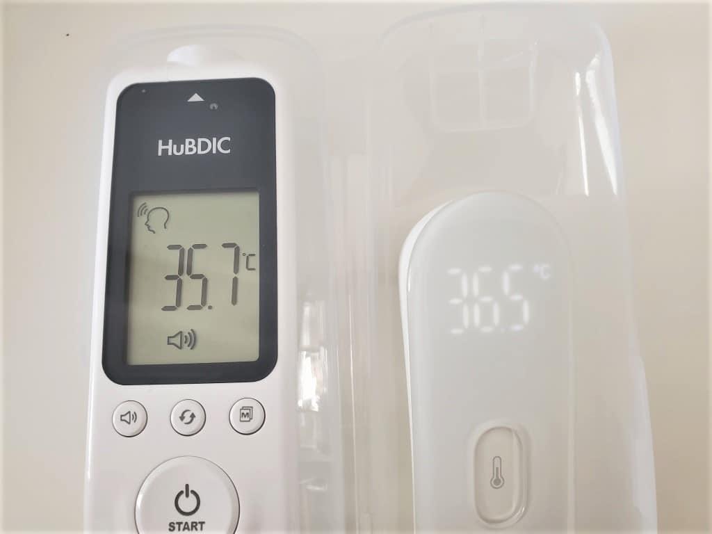 体温計 非接触