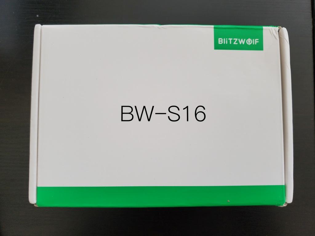 USB PDハブ BlitzWolf BW-S16
